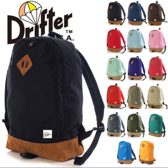 Drifter單肩包包(二手)