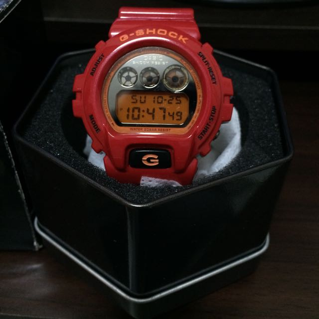 G-shock DW6900CB-4DS