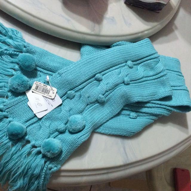 H2o圍巾/原價1380/免運