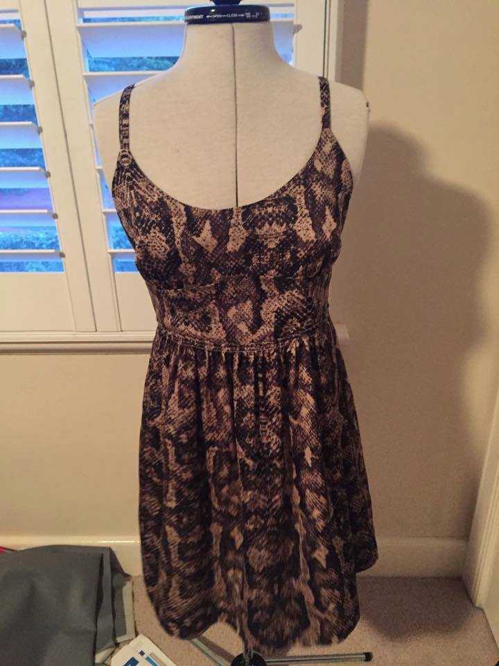 Just jeans summer dress Size 10