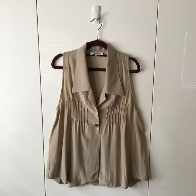 Maurie & Eve Blouse