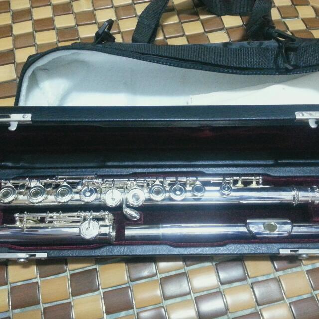 ■大降價【全新】MIY ASHIMA 長笛 Made in Taiwan