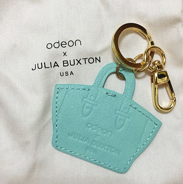 Odeon聯名JULIA BUXTON鑰匙圈