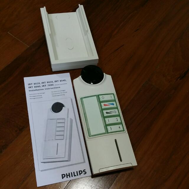 Philips Remote Control For Lighting- IRT 7090/00, Furniture