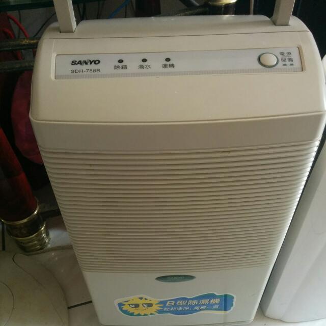 待售~SANYO 三洋 B 型除濕機