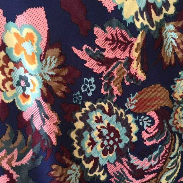 Vintage Style Maxi Skirt