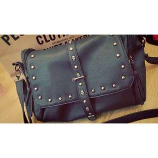 Studded Sling Bag