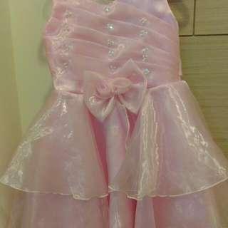 小花童洋裝