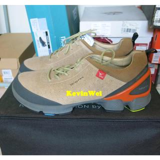 ECCO Biom Walk Beige With Orange heel 09117457057 US8-8.5 休閒鞋 走路鞋