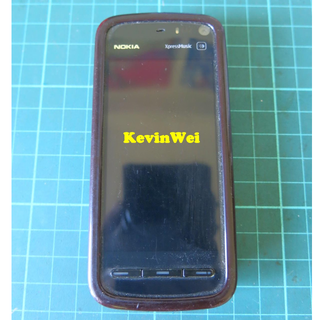 """Nokia Xpress 5800 手機 Cell Phone 3G 3.2""""TFT Screen"""