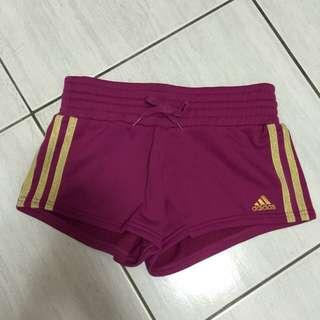 Adidas愛迪達正版運動小短褲