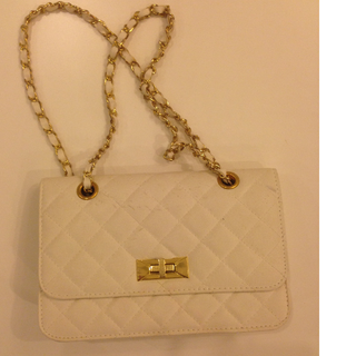 (Reduced) Chanel Inspired Quilted Handbag