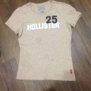 Hollister 正品復古版本m號