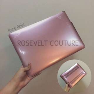 MacBook Casing #rosegold
