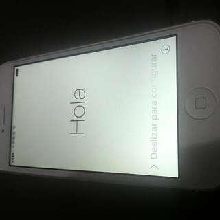 iPhone5 16G  白