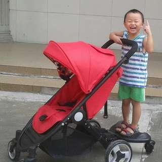預購款-嬰兒推車輔助腳踏板