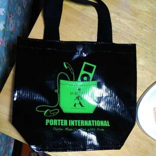 Porter 手提袋