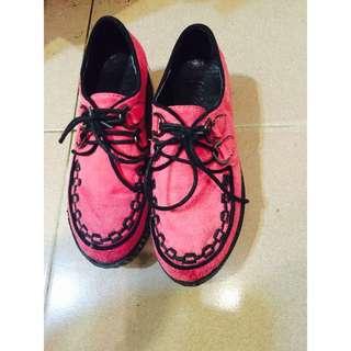 🔸FM shoes 厚底鞋