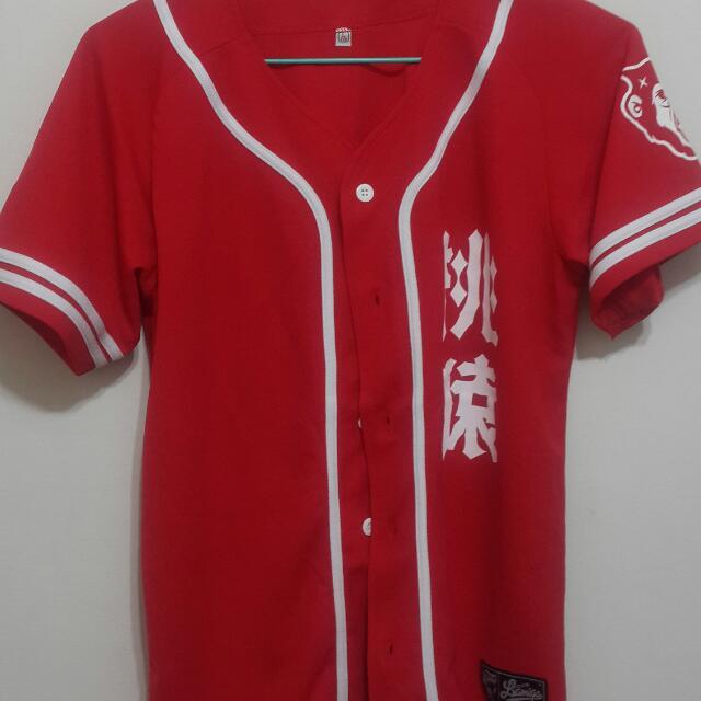 中華職棒26年總冠軍賽-桃猿大勝紅球衣