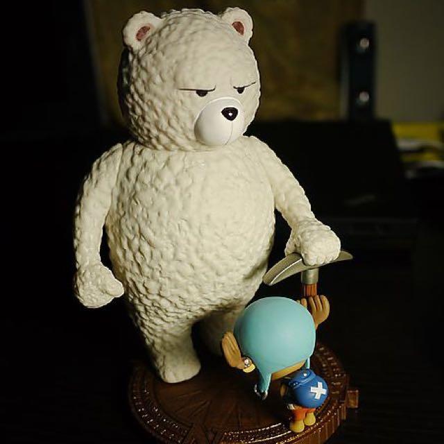 📦一番賞航海王-喬巴公仔「B賞登山熊」