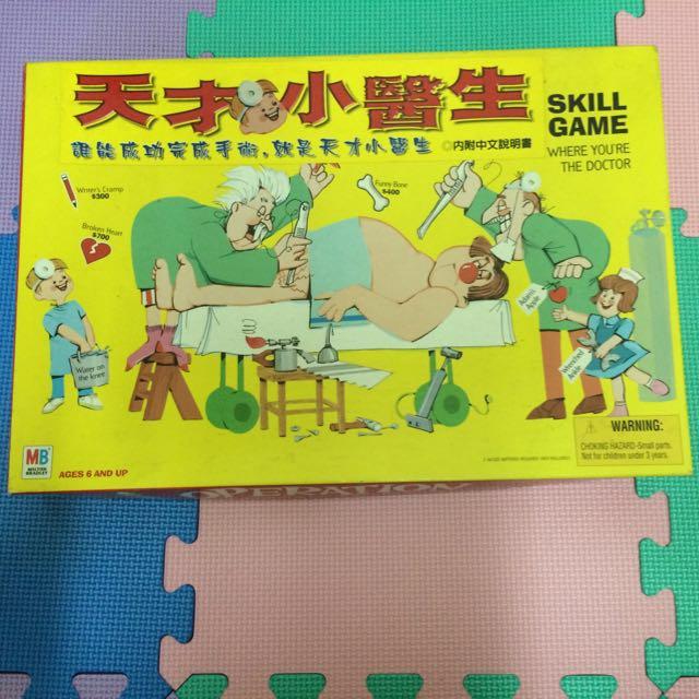 益智遊戲.玩具.天才小醫生