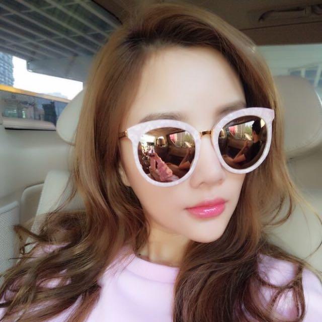 李小璐、劉真同款太陽眼鏡墨鏡