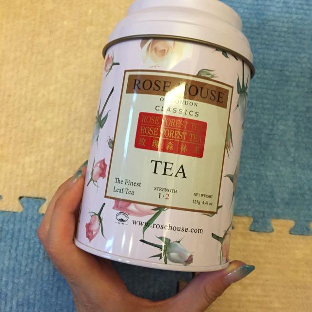古典玫瑰園 玫瑰森林茶