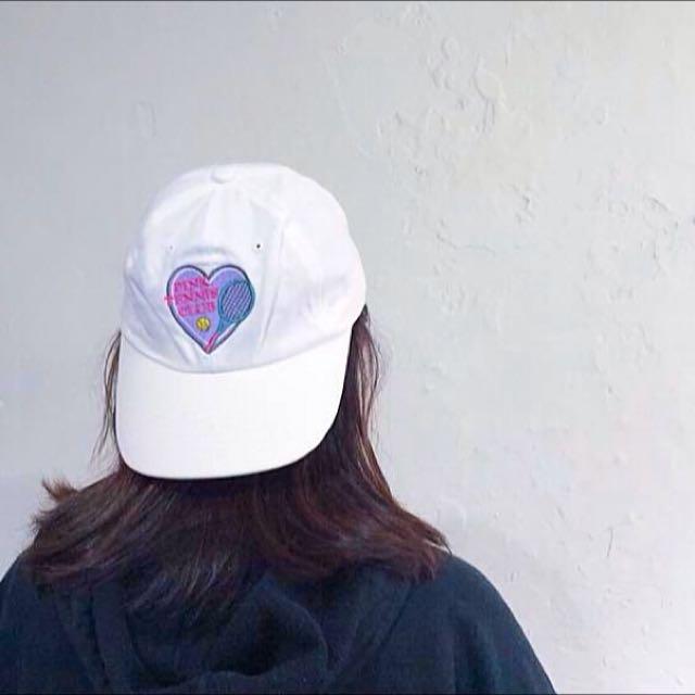 [含運]粉紅網球俱樂部 💗棒球帽