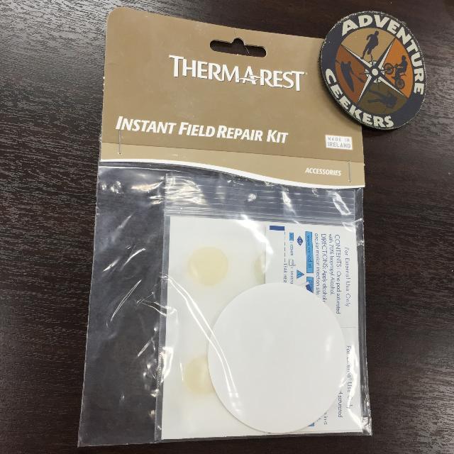 Thermarest Instant Field Repair Kit