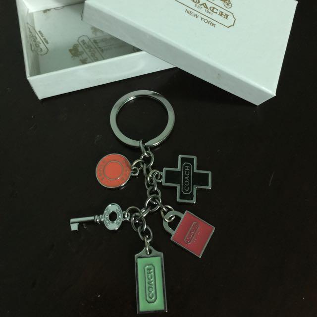 Coach 鑰匙圈