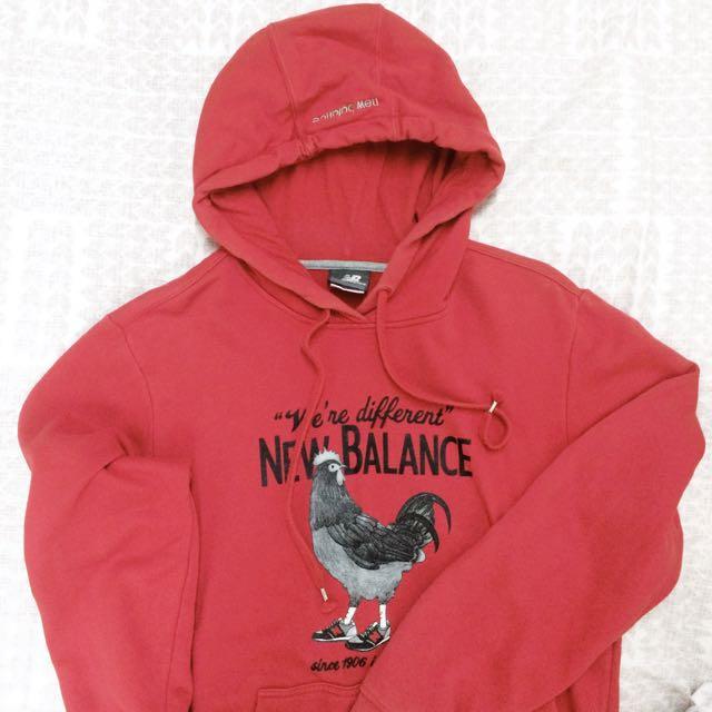 New Balance 帽T (待匯)