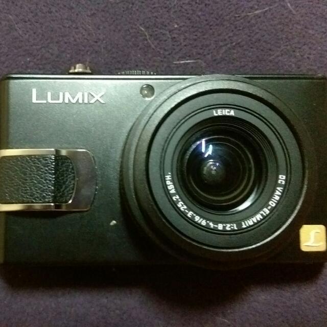 Panasonic LX-2 類單眼相機