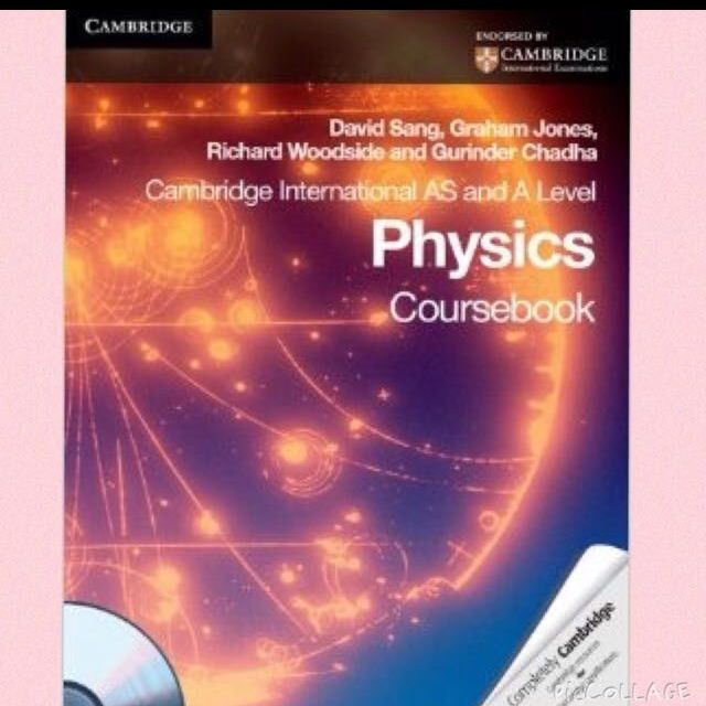 Physics Alevels Text Book