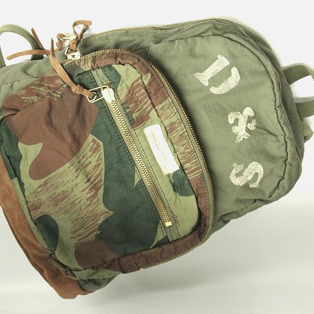 SOLD   Ralph Lauren Denim   Supply Camo Backpack RN41381 9caa0aa0ccb53
