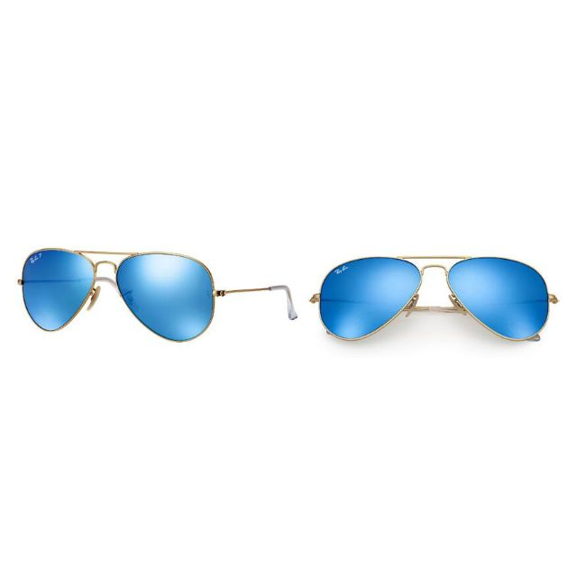 981a382fd6bc Rayban Aviator Flash Lens Polarized sunglasses at Affordable Cheapest  price!Local Singaporean seller
