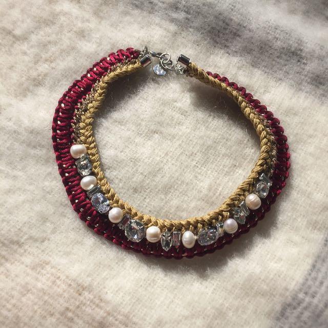 REDUCED Tilka Necklace