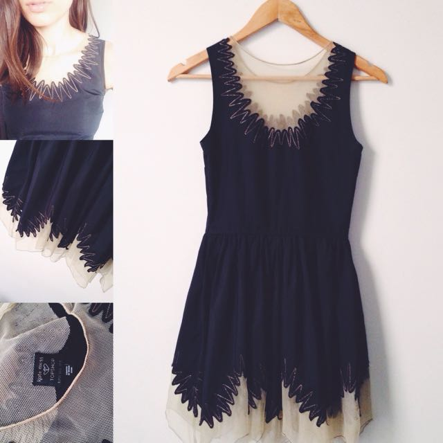 Topshop Dress Size S
