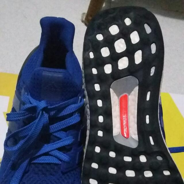 Ultra Boost M Color Blue