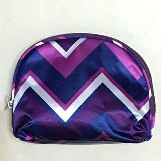 冬季紫戀化妝包