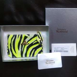Vivienne Westwood全新零錢包