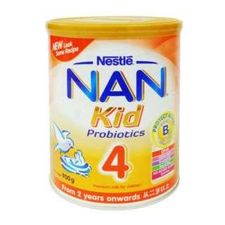 Nan 4 Milk Powder