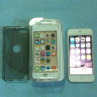 Latest iPod Touch 6th Gen 16gb - Gold