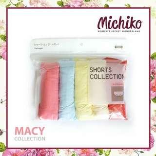Cotton Panties (5in1pack)