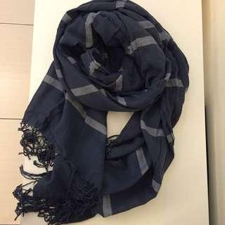 A&F圍巾9成新