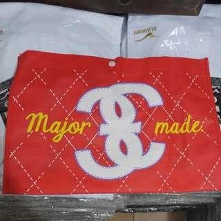 Major Made 購物袋  提袋.束口 中款 多款
