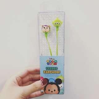 迪士尼 玩具總動員 耳機