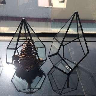 幾何玻璃房