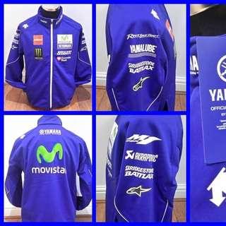 official yamaha movistar team wear
