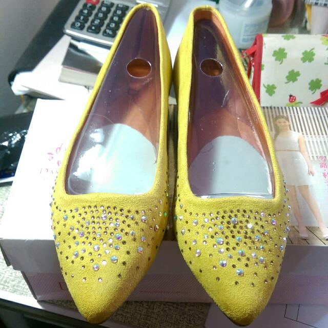 (含運)達芙妮-22號平底鞋