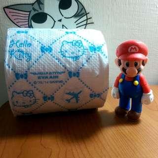 Hello Kitty 全新捲筒衛生紙